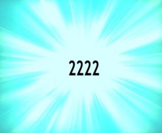 chiffre angélique: signification du nombre 2222 ou 22H22