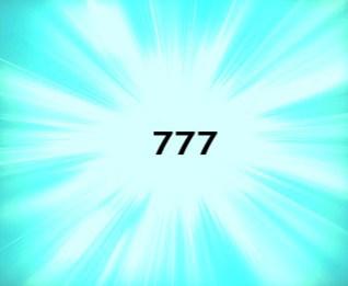 chiffre angélique: signification du chiffre triple 777