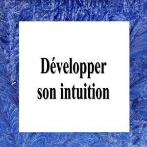 coffret développer son intuition