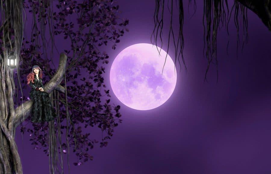 soin énergétique collectif de la pleine lune
